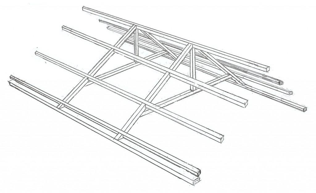 Oak Roofs Framed Roof Trusses Assembled Kits Roof