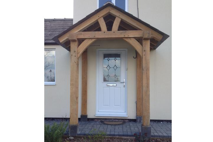 Oak porch kits uk as seen on ebay oak timber framing for Porches prices