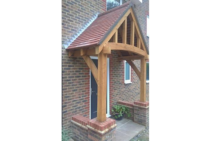 Image Result For Porch Roof Framing Design