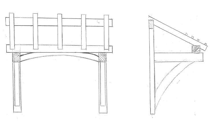 Oak Timber Frame Porches