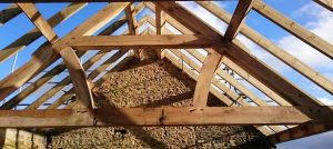 Oak Roof Truss Design and Manufacture