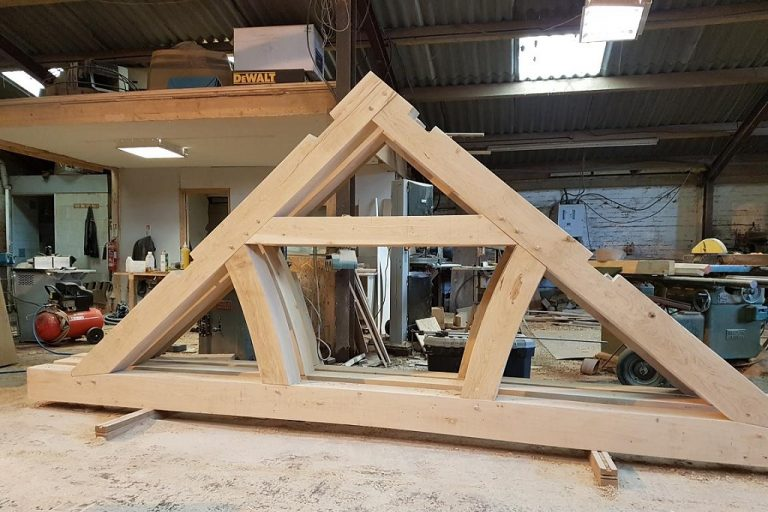 Queen Oak Truss Prices